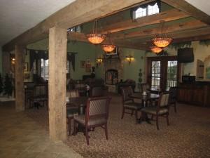 Hearthstone lobby
