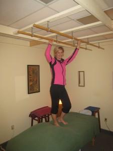 Pam Heitenan, Ashiatsu massage therapist